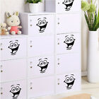 2016 New Arrival Wall Sticker Face Seat Home Decor Perlisonality Life