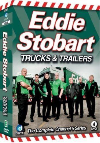 Eddie Stobart Trucks And Trailers 1st Series Dvd Brand New & Factory Sealed