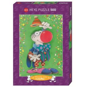 MORDILLO - THANK YOU, MORDILLO! - Heye Puzzle 29911 - 500 Teile Pcs.