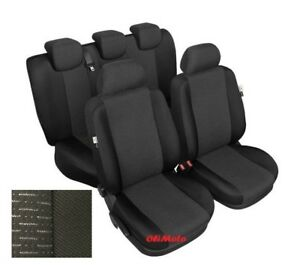 Image Is Loading Full Set Tailored Seat Covers For FORD FOCUS