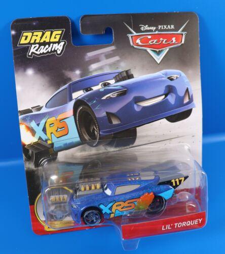 Disney Pixar Cars Drag Racing gfv39 LIL /'TORQUEY