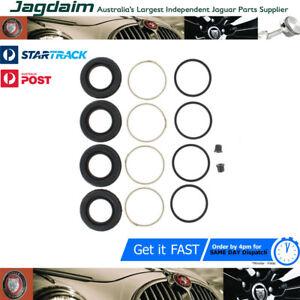 New-Jaguar-XJ12-XJ6-XJ-XJS-Rear-Brake-Caliper-Seal-Kit-AAU3380