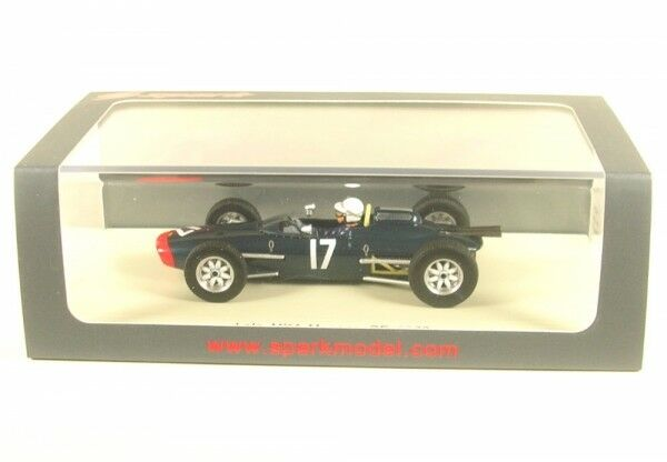 Lola mk4 No. 17 Monaco GP FORMULA 1 1963 (Maurice Trintignant)
