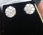 Steal-Deal-2-10ctw-Genuine-Cluster-Round-Diamond-Stud-Earring-in-14K-Gold-10MM thumbnail 1