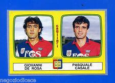 CALCIATORI PANINI 1985-86 - Figurina-Sticker n. 393 -DEROS#CASALE- CAGLIARI -Rec