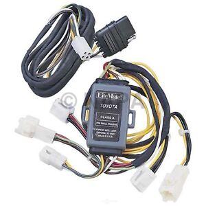 trailer wiring harness napa 7551471 fits 96 02 toyota 4runner ebay rh ebay com toyota 4runner trailer wiring adapter 2017 toyota 4runner trailer wiring harness