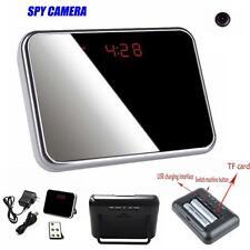 Top HD Cam Alarm Clock Video Camera DVR DV Digital Recorder Motion Remote