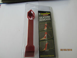 Cornertape-Silicone-Sealant-scraper-Remover-Tool-Bathroom-Kitchen-tiling-BNIB