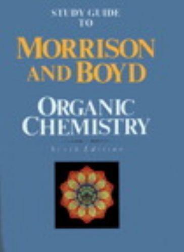 morrison and boyd organic chemistry ebook