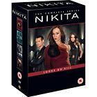 Nikita - Season 1-4 DVD 2014 5051892173933 Maggie Q