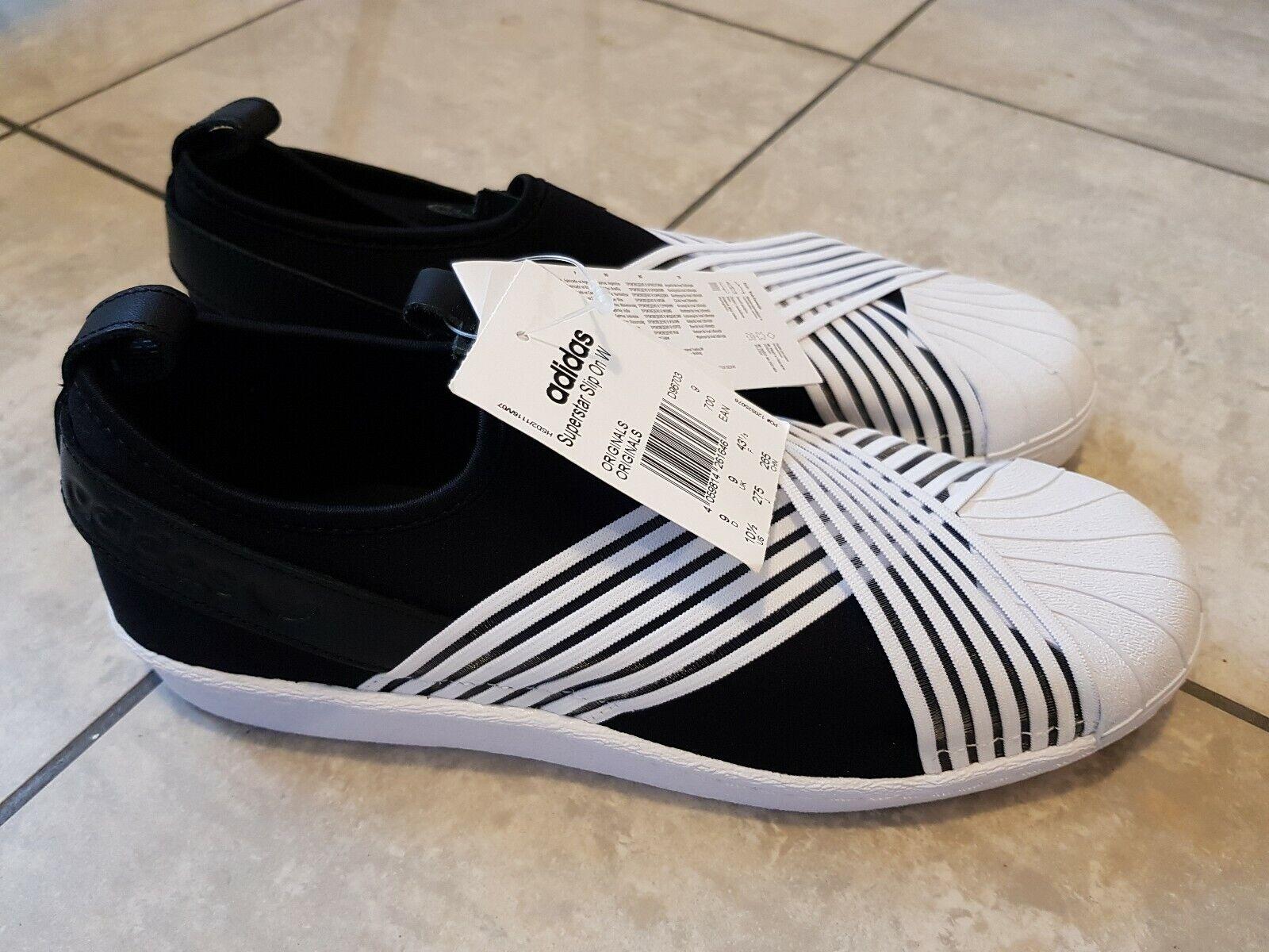 Originals Adidas Superstar Slip On W  Gr. 43 1 3 US 10.5 Turnschuhe Neu