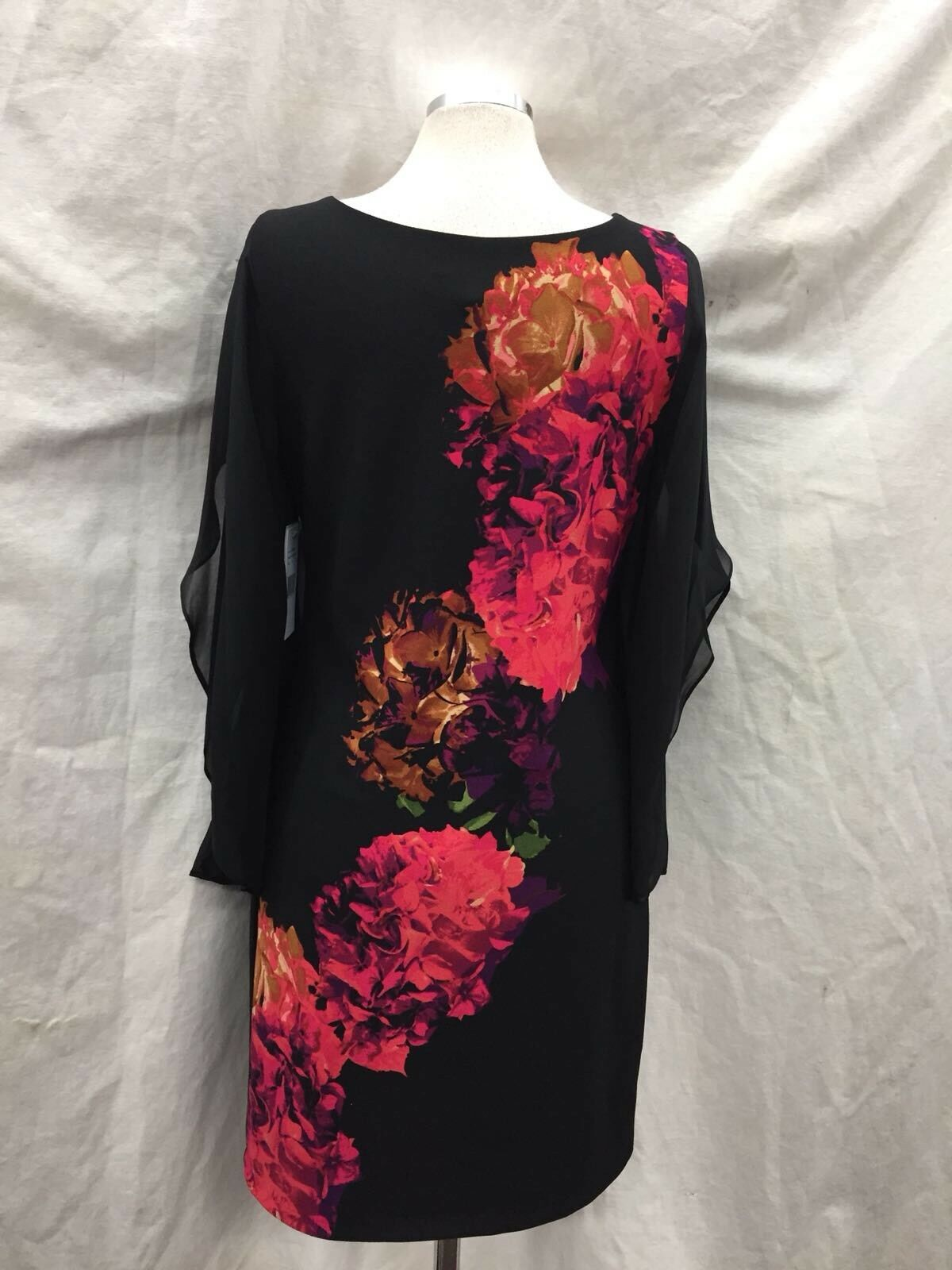 women RICCO DRESS NEW WITH TAG RETAIL RETAIL RETAIL 129 SIZE 22W LENGTH 41  LINED  6f3cce