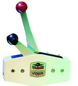 Trem-Twin-Lever-Control-Box-Port-Or-Starboard-Mount-Outboard-Engine