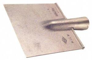 Ampco 6 Inch Wide x 6 Inch Long, Bronze Stiff Scraper Nonconductive, Aluminum...