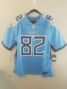 NWT Nike Delanie Walker #82 Tennessee Titans Jersey Size XL | eBay