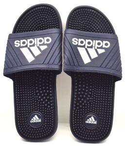 Navy Voloosage White Env Us Adidas Aq2651 12 Slides Size 7ZFwxSq