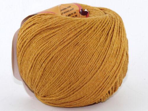 50 g doux été fil Papillon dégradé de 50/% coton 50/% Viscose 210 m//50 g