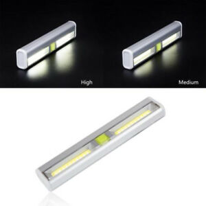 Led Light Bar Battery Operated Cob Wireless Motion Sensor Detector