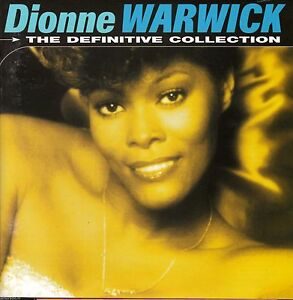 Dionne-Warwick-The-Definitive-Collection-Remastered-CD-NEW