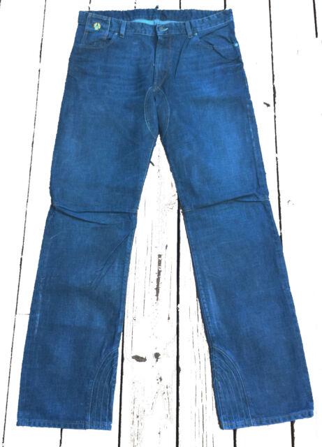 6571d30dff Belstaff Black Prince Herg-On Riding Jeans Pants EU Size 38 Denim | eBay