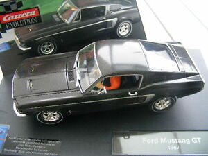CARRERA-EVOLUTION-27271-FORD-MUSTANG-GT-1967-EE-UU
