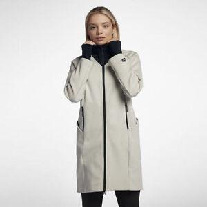 Kvinder Nike Fleece Bone 91203090073 Medium Black Tech Størrelse 884429 Jacket Light 072 7rq7w5