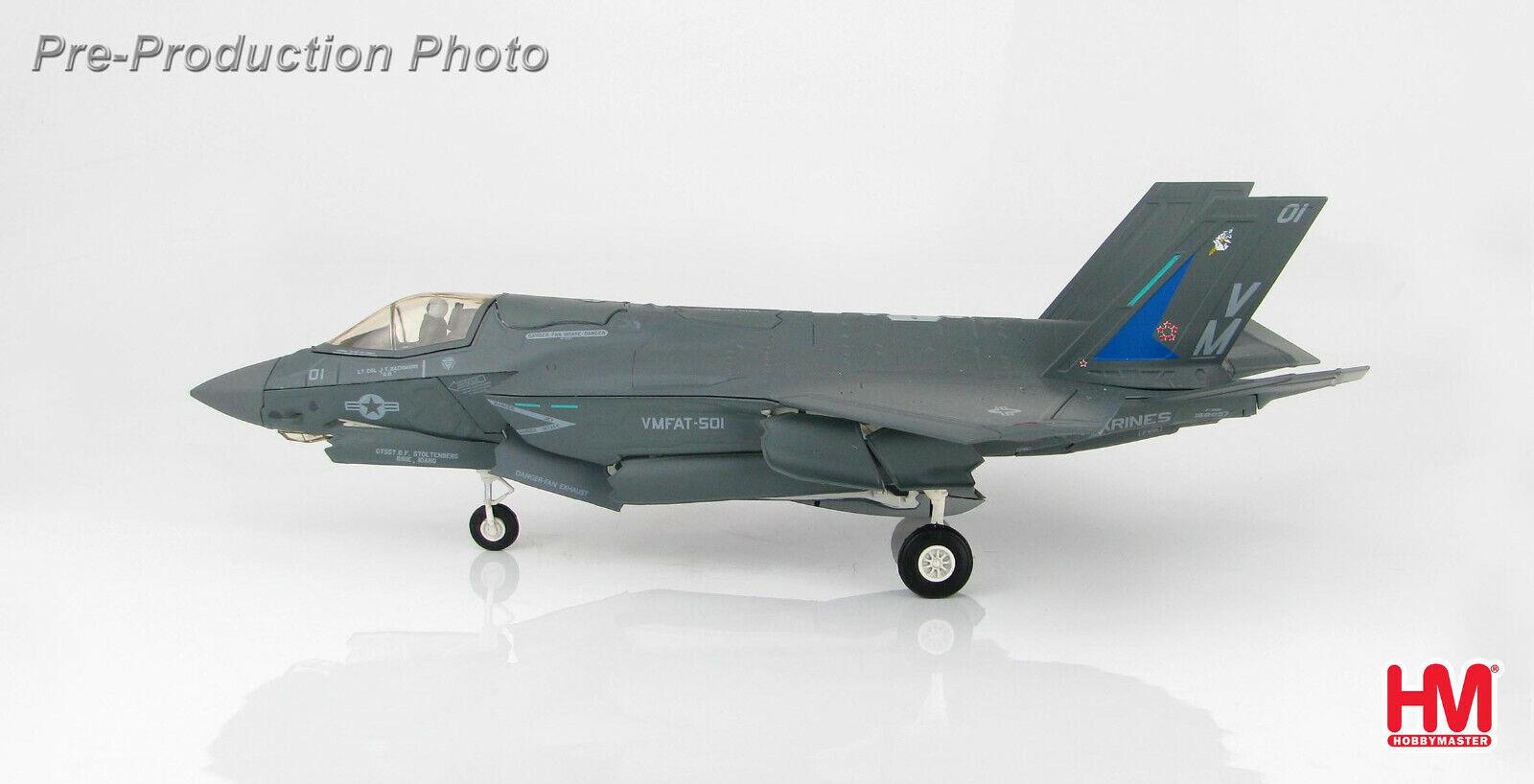 clásico atemporal Hobby Master HA4606 - 1 72 Lockheed Martin Martin Martin F-35B Lightning Ii VMFAT - 501  artículos de promoción