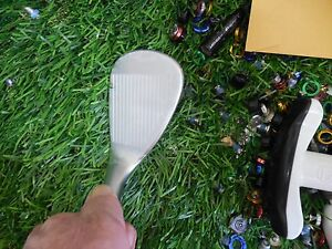 TaylorMade TP EF PGA 56.12° TOUR ISSUE SMOKE CHROME 66UQE0VTN5T NEW milled face
