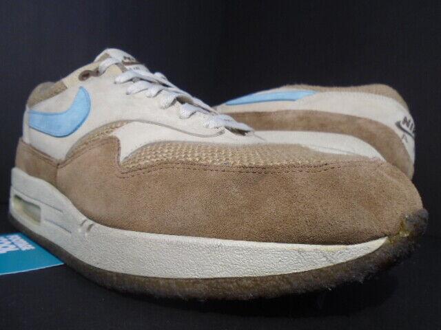 Size 13 - Nike Air Max 1 Premium Crepe