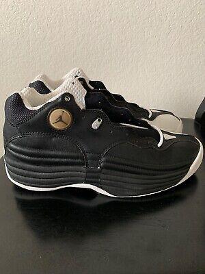 finest selection e62d3 08ec0 1997 OG New Air Jordan Jumpman Team 1 Nike White Black Red 136003 001 SZ  11.5 | eBay