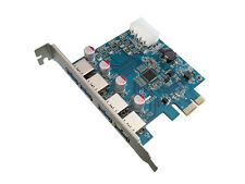 PCI EXPRESS PCIE USB 3.0  USB3 SUPERSPEED -  4 PORTS / CHIPSET NEC D720201