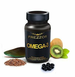 Frezzor omega 3 250x more effective than fish oil 60 for Freezing fish oil