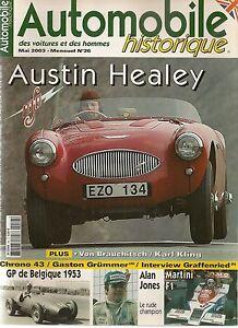 AUTOMOBILE-HISTORIQUE-26-AUSTIN-HEALEY-100-S-GP-DE-BELGIQUE-1953-MARTINI-F1