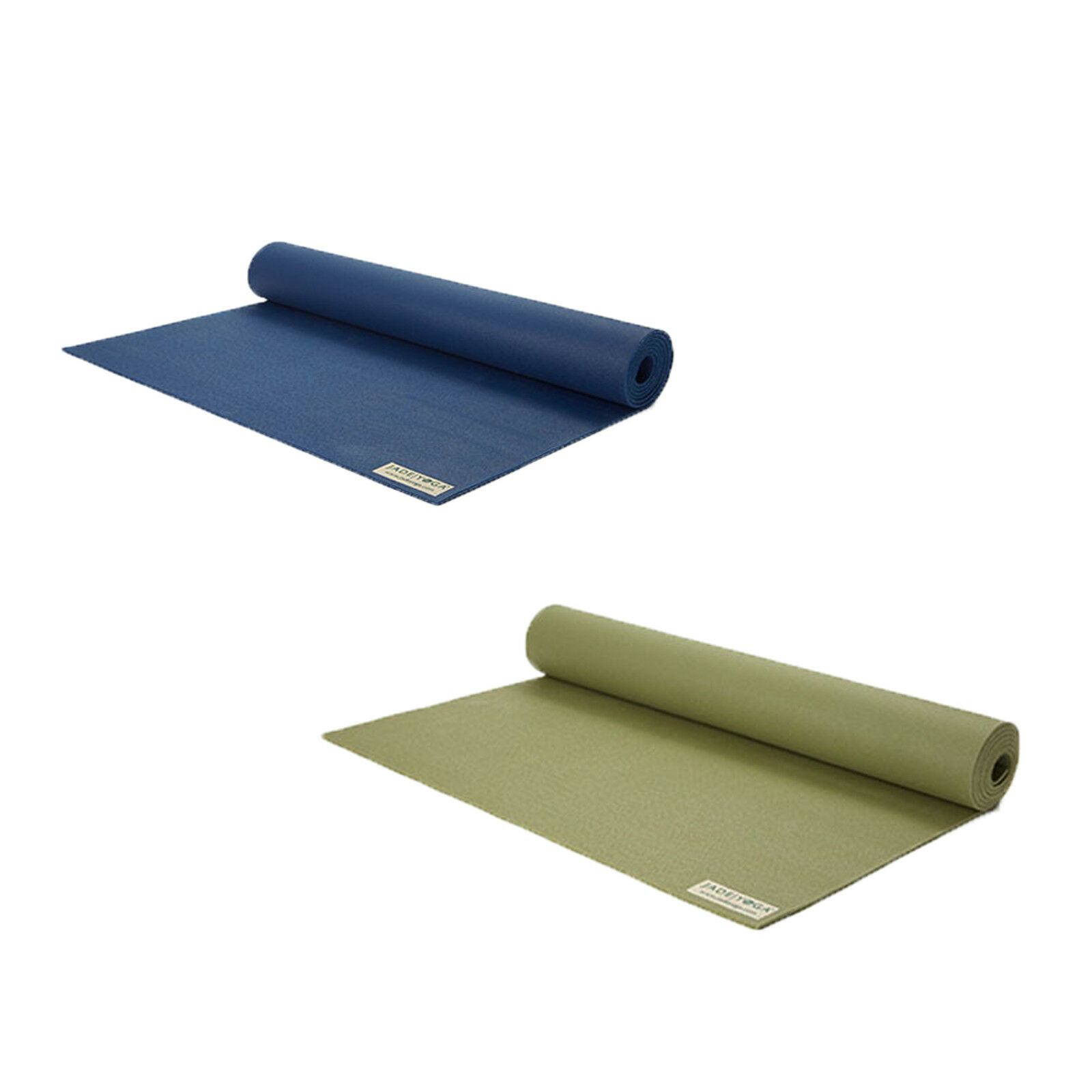 Jade Yoga Harmony Extra Wide Eco Friendly Yoga Pilates Exercise Fitness Mat 5mm