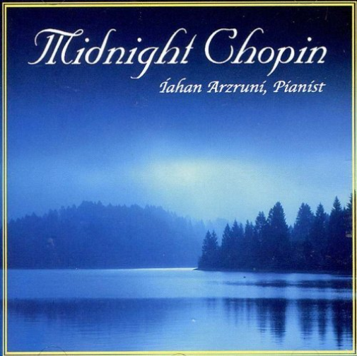 Iahan Arzruni-Midnight Chopin -Cl- (US IMPORT) CD NEW
