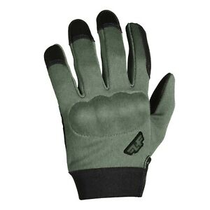 Line-of-Fire-Recon-Foliage-Green-Gloves-XL-With-36-Tegs-Tape-Included