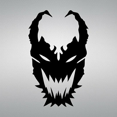 Venom Vinyl Decal Sticker laptop helmet Car Truck Window