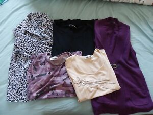 Of maniche Bundle T a Cardigan Mixed Weber shirt lunghe 10 Gerry 12 Formato Top 5 XAqwO