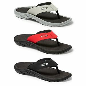 buono sconto comprare a buon mercato foto ufficiali Dettagli su Oakley Super Coil Uomo Sandaletti Sandali Infradito Infradito  Ciabatte