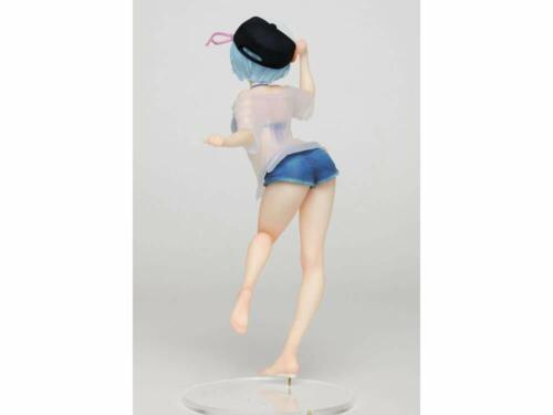 Zero Starting Life in Another World Doll Crystal Rem T-Shirt Swimsuit Figure Re