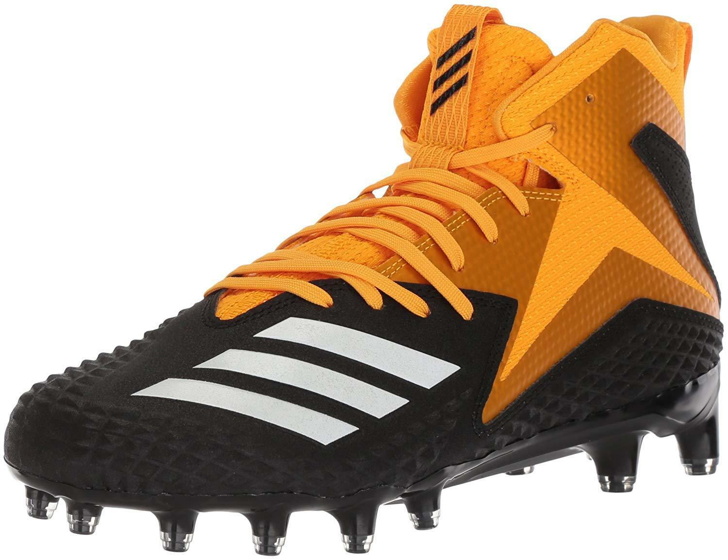 Adidas Mens Freak X Carbon mid Low Top Lace Up Soccer Sneaker