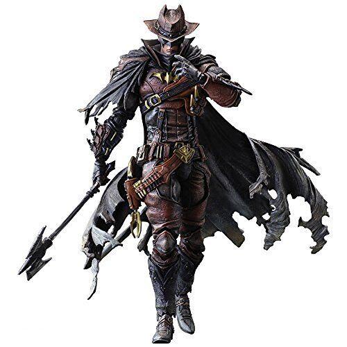 Square Enix Variant Play Arts Kai Batman Timeless Wild West Action Figure