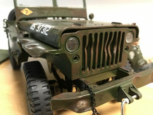 Front Scheinwerfer Glas RC JEEP JJR//C Q//65 LKW 1//10 RC Military Truck Crawler
