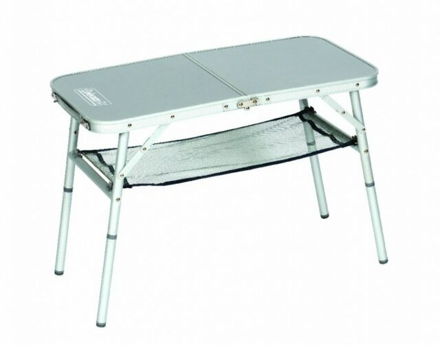 Coleman Camping Table Folding Mini Camp Aluminium 80x40x31 0 1 16in