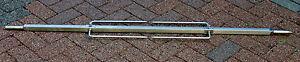 Grillmotor-Spiessstange-VA-25x25mm-mit-Spiessgabelsatz-Endstuecke-verschweisst
