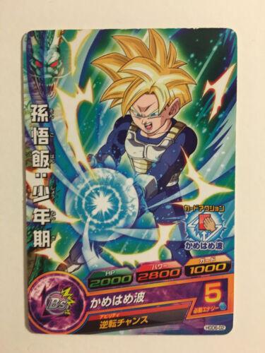 Dragon Ball Heroes HGD6-02