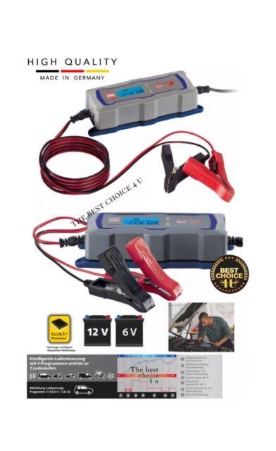 ultimate speed ulgd 3 8 a1 car van bike boat battery charger 6volt 12 volt for sale online ebay. Black Bedroom Furniture Sets. Home Design Ideas