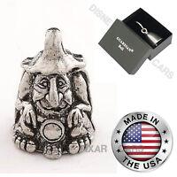 Gnome Guardian® Motorcycle Spirit Bell Gremlin Gift Harley-davidson