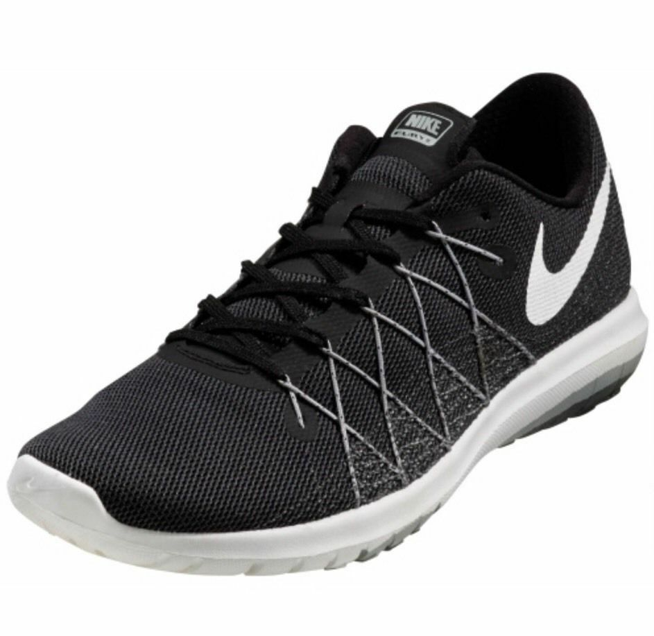 NIKE FLEX FURY 2 LOW RUNNING SNEAKERS WOMEN SHOES BLACK 819135-001 SIZE 10 NEW New shoes for men and women, limited time discount