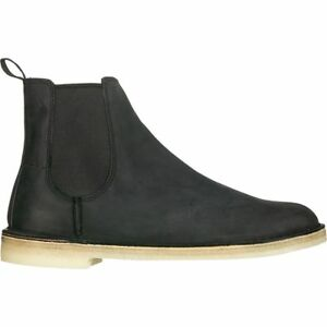 b38bdb6bbd2 Image is loading Clarks-Originals-Men-039-s-Desert-Peak-Black-